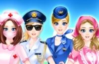 Formación Profesional Girl Dressup