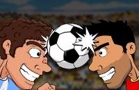Speel nu het nieuwe voetbal spelletje Grappig Voetbal