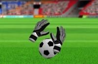 Speel nu het nieuwe voetbal spelletje Doelman Uitdaging