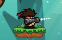 Bazooka Gegen Monster