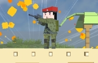 Mercenaires De Zone De Guerre