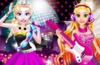 Princesse Rock Star Party