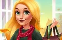 Blonde Prinzessin Herbsttrends