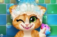 Jugar un nuevo juego: Rusty Kitten Bath