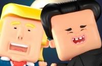 Detener A Trump Vs Kim Un
