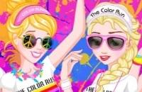 Princesse Color Run