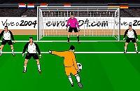 Speel nu het nieuwe voetbal spelletje UEFA Cup Volley