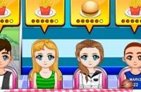 Jugar un nuevo juego: Burger Express