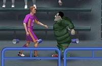 Speel nu het nieuwe voetbal spelletje Hooligans