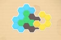 Papierblöcke Hexa