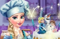 Pastel De Cumpleaños Elsas