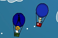 Luchtballon Race
