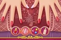 Nail Salon - Maries Jogos De Meninas