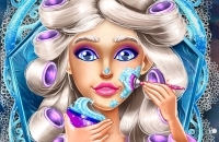Reine Des Neiges Real Makeover