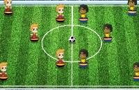Speel nu het nieuwe voetbal spelletje Slide Soccer World Cup 2018