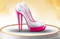 Shoe Designer -  Maries Girl Game