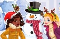 Möchtest Du Einen Schneemann Bauen