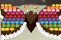 Gâteau Au Chocolat Aux Papillons - Cuisiner Avec Emma