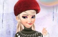 Princesa Camisola De Inverno Bonito