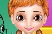 Baby Elsa E Anna Playtime
