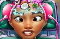 Princesse Exotique Cerveau Docteur