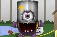 Monster-Smack-Herausforderung