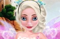 Elsa Traum Von Schmetterling