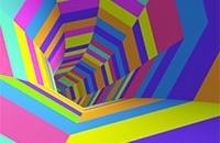 Jugar un nuevo juego: Túnel De Color