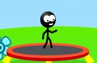New Game: Trampoline Stickman