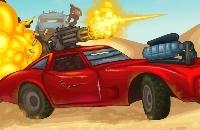 Jugar un nuevo juego: Road Of Fury 3: Desert Strike