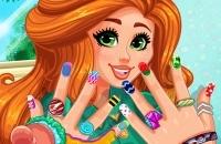 Jugar un nuevo juego: Jessies DIY Nails Spa