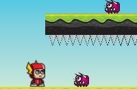 Jugar un nuevo juego: Las Aventuras De Flash
