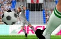 Speel nu het nieuwe voetbal spelletje Penalty Challenge