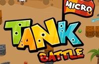 Jugar un nuevo juego: Micro Tank Battle