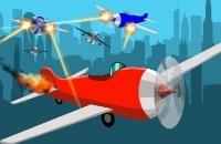 Flugzeugschlacht