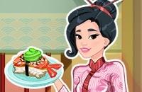 Jugar un nuevo juego: Tienda De Sushi De Yukiko