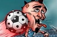 Speel nu het nieuwe voetbal spelletje Puppet Voetbalvechters