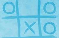 Wassernebel Tic Tac Toe