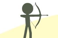 Stickman Bogenschütze Online 4