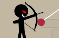 Jugar un nuevo juego: Stickman Archer En Línea 3