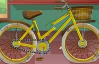 Rapunzel Repair Bicycle