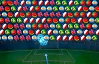 Copa Mundial De Bubble Shooter