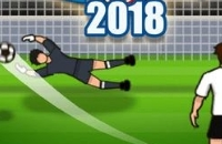 Speel nu het nieuwe voetbal spelletje Wereldbeker Straf 2018