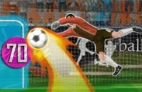 Speel nu het nieuwe voetbal spelletje 3D Free Kick World Cup 2018
