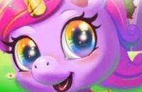 Jugar un nuevo juego: Cute Unicorn Care