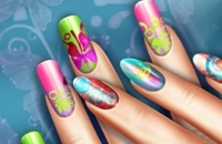 Manicure Realife Floral