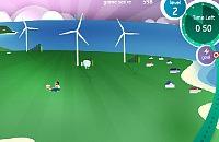 Wind mill park