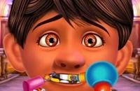 Coco Miguel Beim Zahnarzt