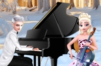 Le Couple De Piano