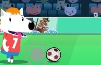 Speel nu het nieuwe voetbal spelletje Voetbal Champ
